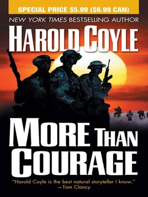 cover image of More Than Courage