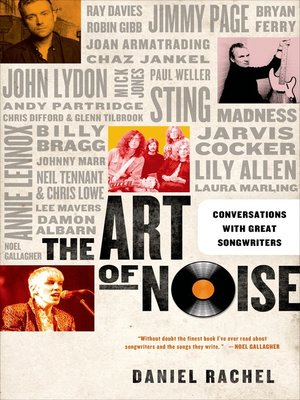 cover image of The Art of Noise