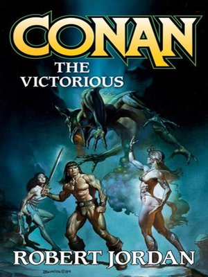 cover image of Conan the Victorious