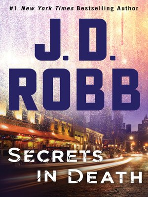 cover image of Secrets in Death