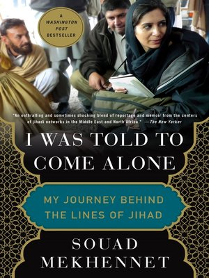 cover image of I Was Told to Come Alone
