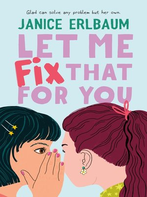 cover image of Let Me Fix That for You