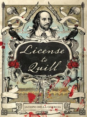 cover image of License to Quill