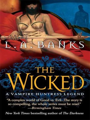 cover image of The Wicked