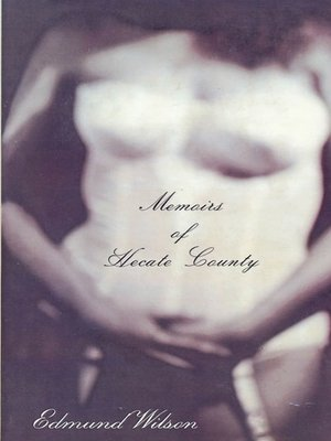 cover image of Memoirs of Hecate County