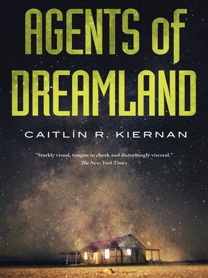 cover image of Agents of Dreamland