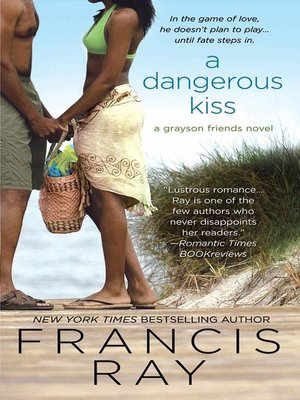 cover image of A Dangerous Kiss