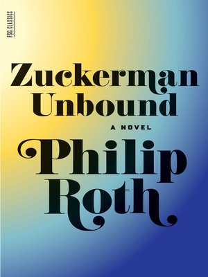 cover image of Zuckerman Unbound