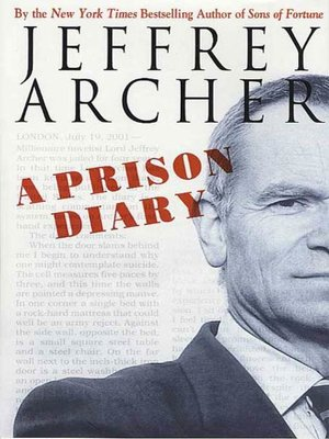 cover image of A Prison Diary