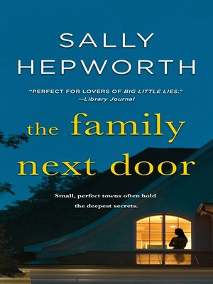cover image of The Family Next Door