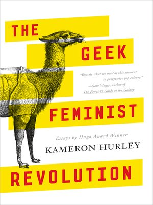 cover image of The Geek Feminist Revolution