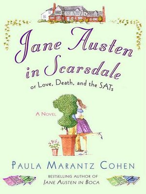 cover image of Jane Austen in Scarsdale