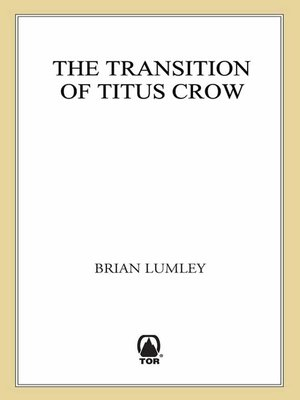 cover image of The Transition of Titus Crow