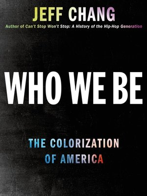 cover image of Who We Be