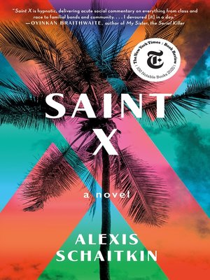 cover image of Saint X