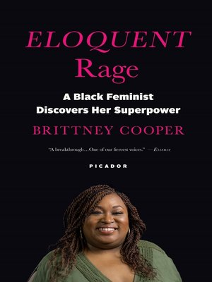 cover image of Eloquent Rage