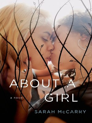 cover image of About a Girl--A Novel