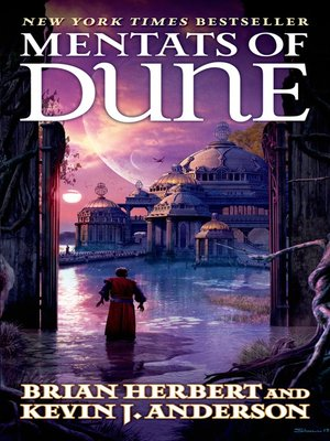 cover image of Mentats of Dune
