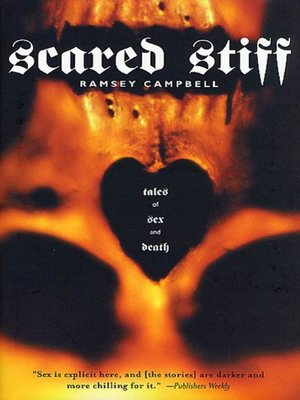 cover image of Scared Stiff