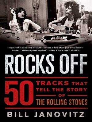 cover image of Rocks Off