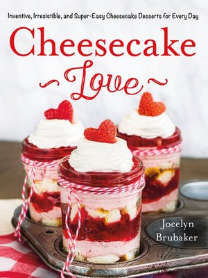 cover image of Cheesecake Love