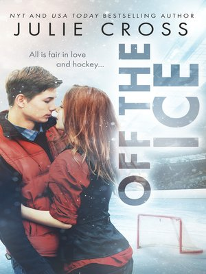 cover image of Off the Ice