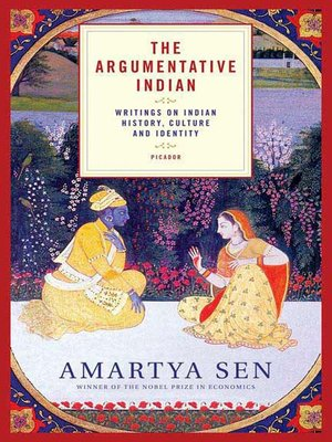 cover image of The Argumentative Indian