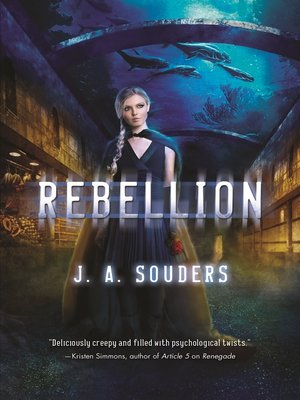 cover image of Rebellion
