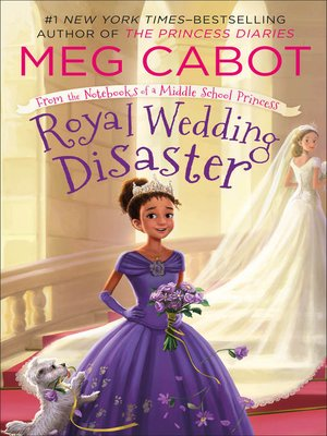 cover image of Royal Wedding Disaster