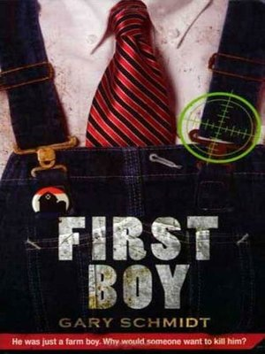 cover image of First Boy