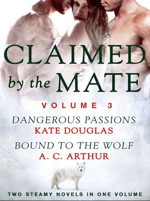 cover image of Claimed by the Mate, Volume 3
