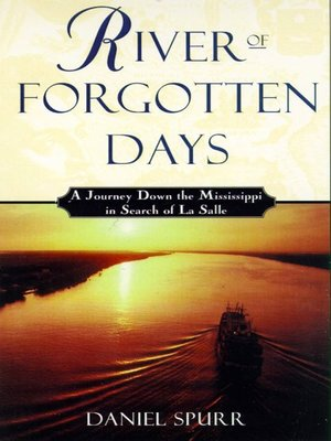 cover image of River of Forgotten Days