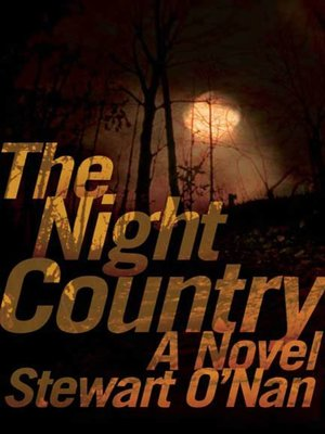 cover image of The Night Country