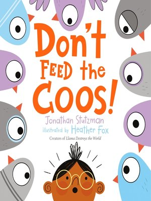 cover image of Don't Feed the Coos!