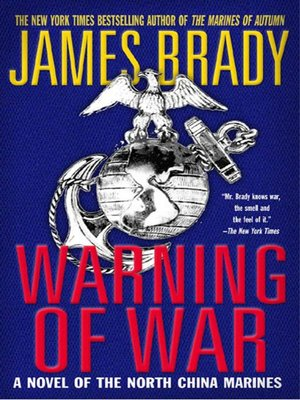 cover image of Warning of War