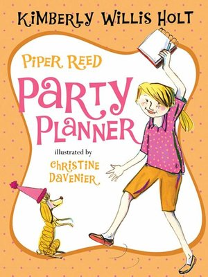 cover image of Piper Reed, Party Planner