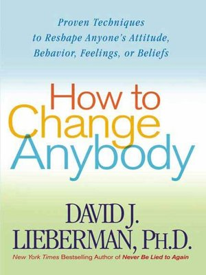 cover image of How to Change Anybody