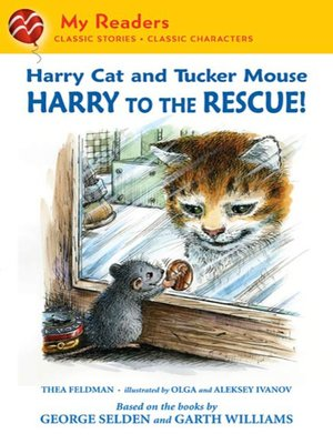 cover image of Harry to the Rescue!