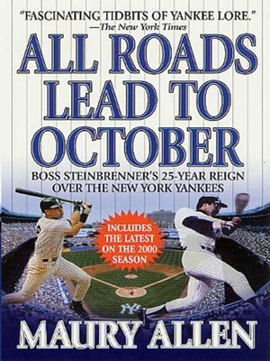 cover image of All Roads Lead to October