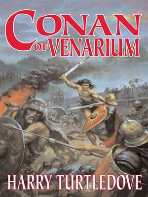 cover image of Conan of Venarium