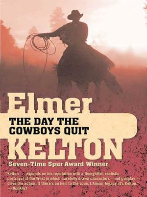 cover image of The Day the Cowboys Quit
