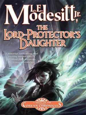 cover image of The Lord-Protector's Daughter
