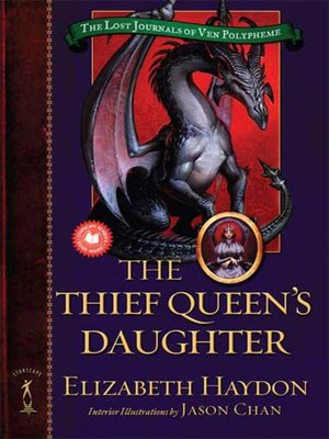 cover image of The Thief Queen's Daughter