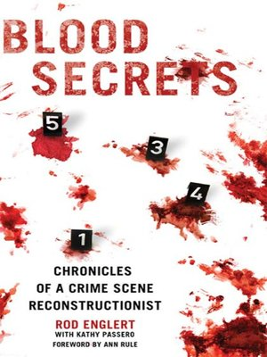 cover image of Blood Secrets