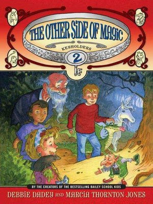 cover image of The Other Side of Magic