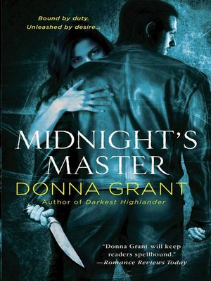 cover image of Midnight's Master