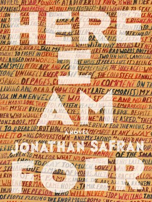 cover image of Here I Am