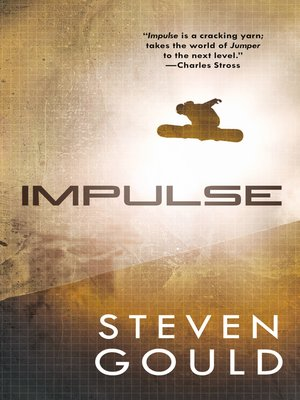 Impulse Steven Gould Epub