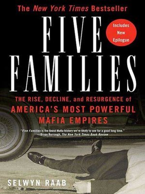 cover image of Five Families