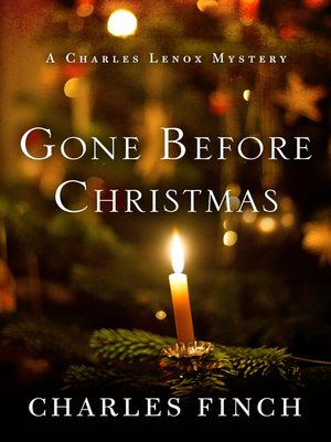 cover image of Gone Before Christmas